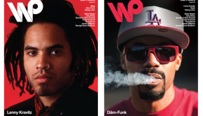 Wax Poetics 52 - Karvitz + Dam Funk - cover