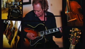 Lee Ritenour rhythmn sessions cover Oct 2012 cover