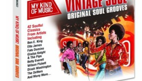 My Kind of Music - Vintage Soul 2CD cover