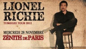 Lionel Richie Zenith Paris