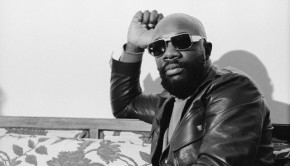 Isaac Hayes at Home
