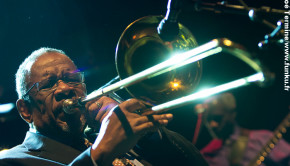 Fred Wesley 2013