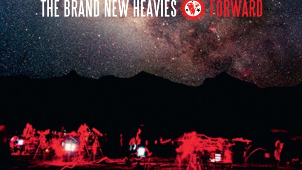 Brand New Heavies - cover - Forward