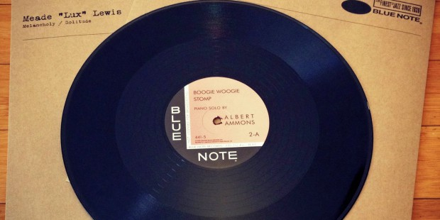 Boogie Woogie Stompa Albert Ammons - Blue Note 2014 - Record Store Day