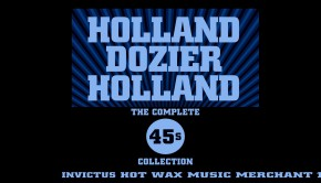 Holland Dozier Holland 45