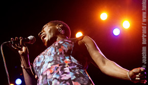 Sharon JONES live @ the Olympia, Paris