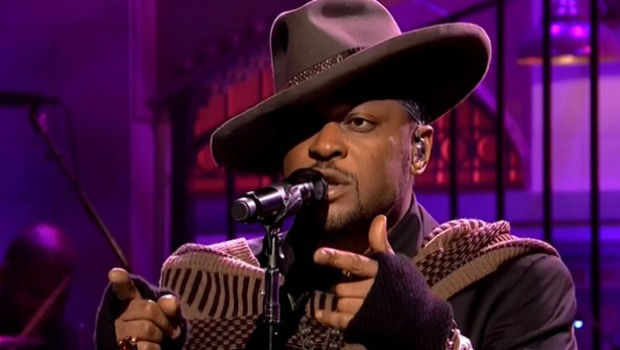 D'Angelo+SaturdayNightLive