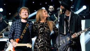 beyonce-plays-surprise-duet-with-ed-sheeran-at-grammys-tribute-to-stevie-wonder