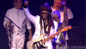 Nile Rodgers London 2015
