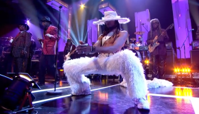 George Clinton Jools Holland