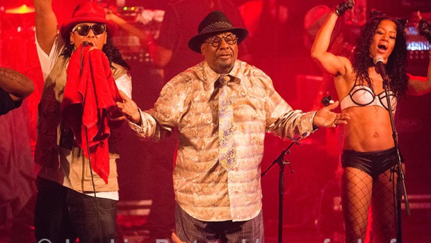 George Clinton live @ Le Trianon - Paris - France