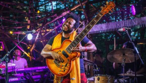 Thundercat+Them+Changes+Pickathon