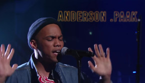 Anderson Paak live