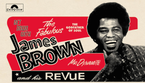 James Brown Record day 2016