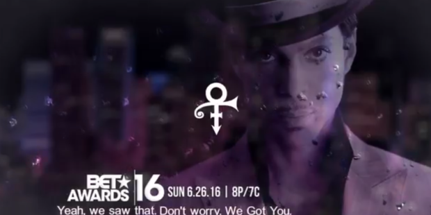 Prince BET Tribute