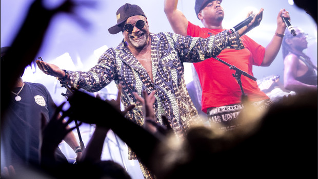 George Clinton @ Le Casino de Paris
