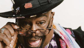 George Clinton Adidas
