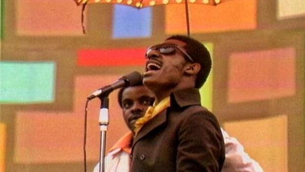 Stevie Wonder Harlem 1969