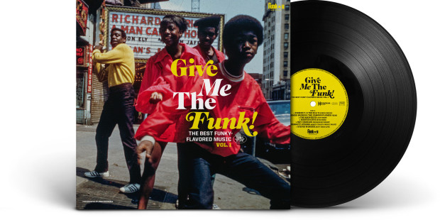 Give me the Funk vol1