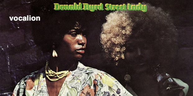 Donald Byrd Street Lady